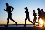 Correr entre 30 y 45 minutos genera buen estado ritmico.