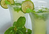Get FREE fresh lime Juice with every order