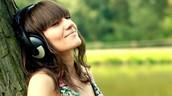 Picture of escuchar musica