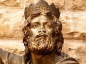 דוד המלך בפסל
