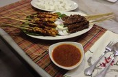 Our Finger Licking Satay
