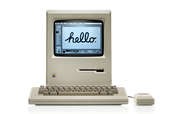 First Mac created by Steve Jobs.