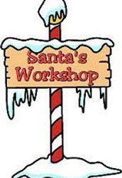 Santa's Family Workshop - Reservations Due Monday, 11/30/15