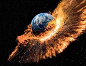The World Coming To An End