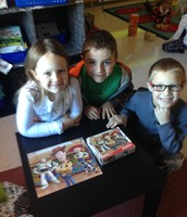 Donate puzzles to our classroom! :)