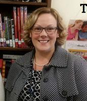Mrs. Majkut, Librarian