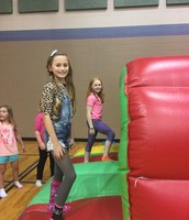 3rd Grade Obstacle Course