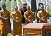 Buddhist: Funeral