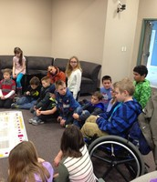 4th Grade visiting Nano Tech facility