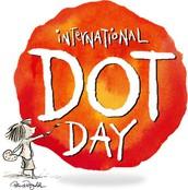 Coming September 14 - International Dot Day