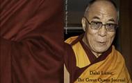 Dalai Lama: The Great Ocean Journal