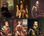 extra things about Charles v