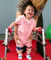Infant With Muscular Dystrophy