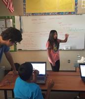 Vianna Teaching Robot Virtual Worlds