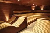 A Finnish Sauna in Helenski