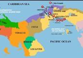 Panamá en Centroamérica