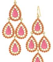Seychelles Chandeliers- Pink ($20)