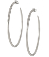 Signature Hoops, Silver