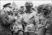 101st Airborne Division in England
