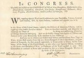 Letter of Congress