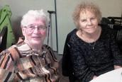 Susan  and Shirley