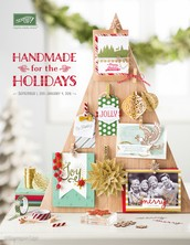 Stampin' Up Holiday Catalog 2015