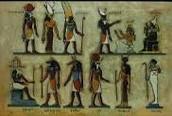 Los grandes dioses egipcios