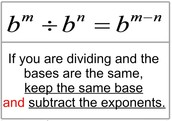 DIVISION RULE