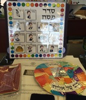 Haggadah-In-A-Box: Preschool