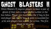 Ghost Blaster II