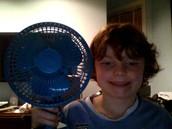 tear fan
