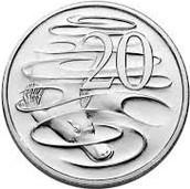 20c coin