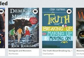 Check out the New Books in Overdrive!