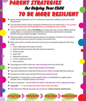 parent strategies for helping your child be more resilient