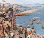 The Battle of Samalis