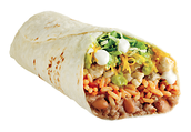 Our Famous Burritos!