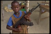 Why other countries use child soldiers and how