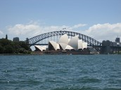 From this view we can see the Opera House!
