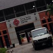 Tiong Bharu community centre