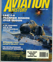 Featured Article Writer, Aviation History