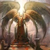 The Seraph Angel