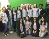 "Central High School's Redefining Beautiful - ""The Esteem Team"""