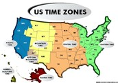 This is a Time Zone