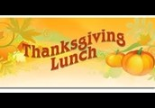 Thanksgiving Lunch on November 19th