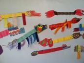 Third Grade Chinese Dragons
