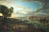 Paintings of Poland by Benardo Bellotto