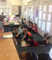 Mrs. Fletcher's Fourth Grade Class