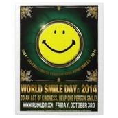 World Smile Day - October 3rd