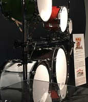 The Shimmer Wall Drums