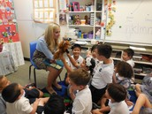 Learning Spanish with Puppets!